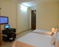 DELUXE ROOMS - Discovery Hotel