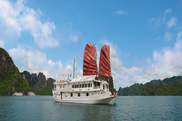 Halong bay 2 days 1 night - Aclass cruise