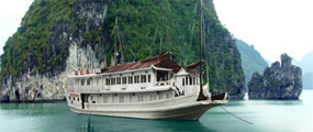 Halong Bay 2 Days/ 1 Night - Sleep on boat.