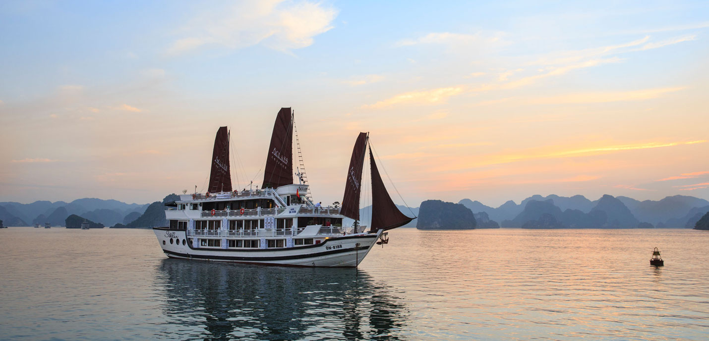 Halong Bay 3 days 2 nights on Stellar Cruise