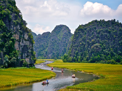 Hoa Lu/ Tam Coc-Halong-Sapa (7 days/ 6 nights)